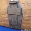 Slittino vintage in legno marca Davos
